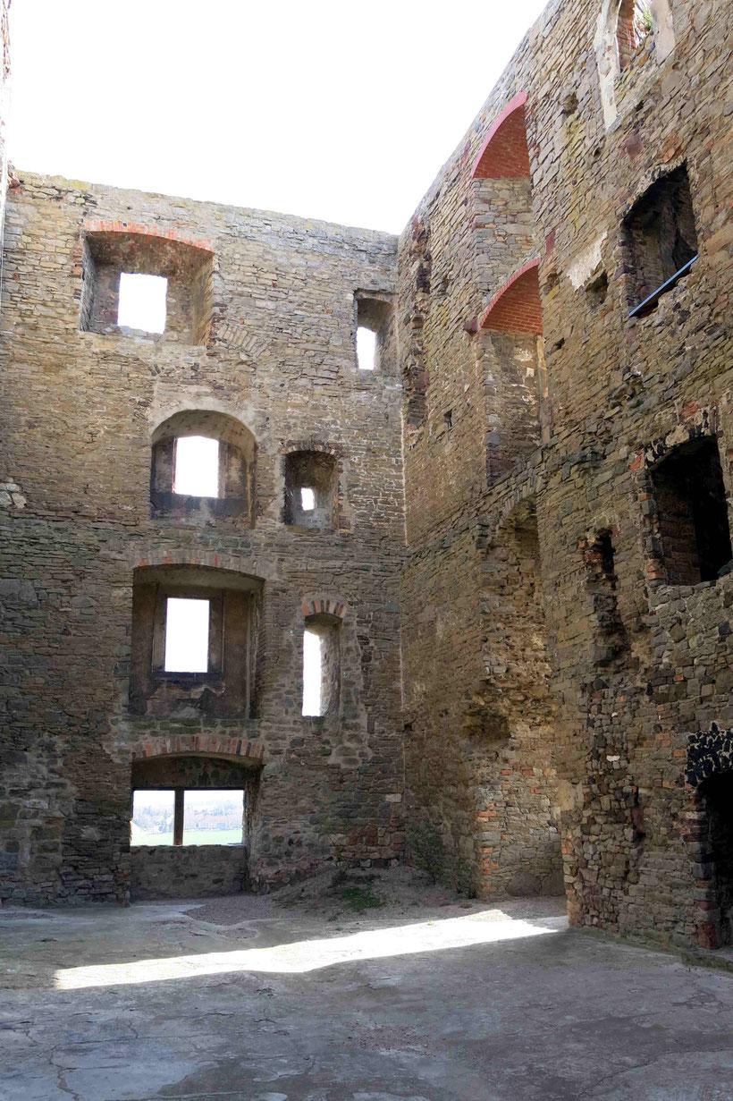 Burgruine Arnstein
