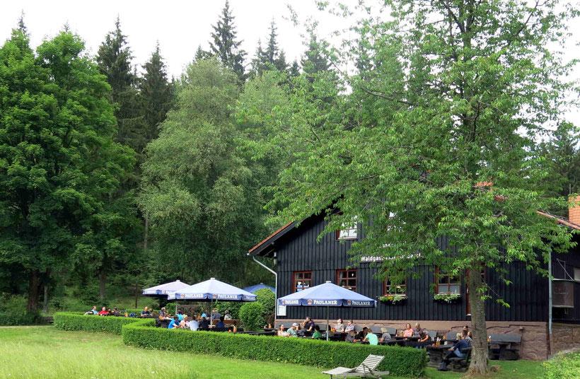 Harz, Sankt Andreasberg, Gaststätte Rinderstall
