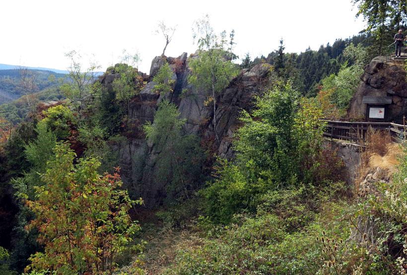 Rabenklippe Harz