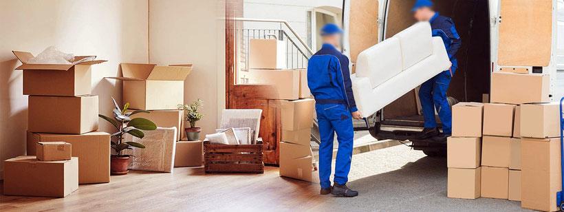 graphopack traslochi trasporti facchinaggio imballi scatole