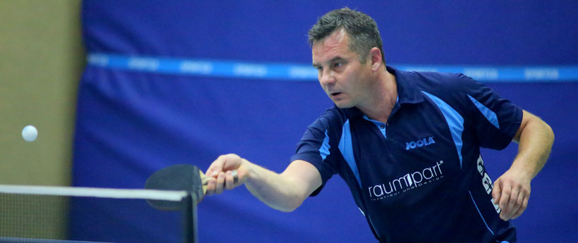 Konnte sein zweites Einzel in Attendorn gewinnen: Tadeusz Dybiec