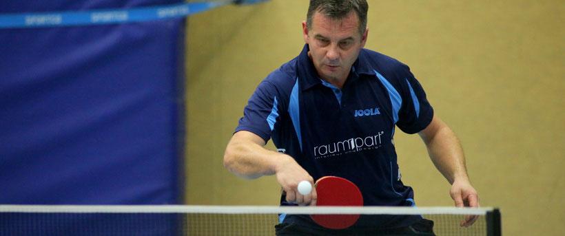 Präsentierte sich in Top-Form: Tadeusz Dybiec
