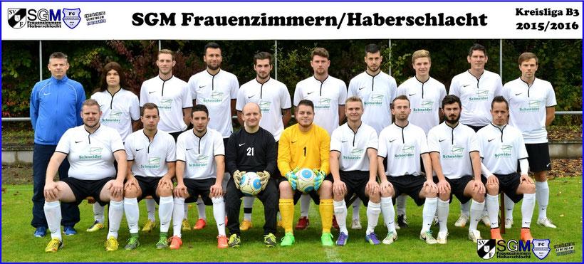 SGM Frauenzimmern/Haberschlacht 2015/2016