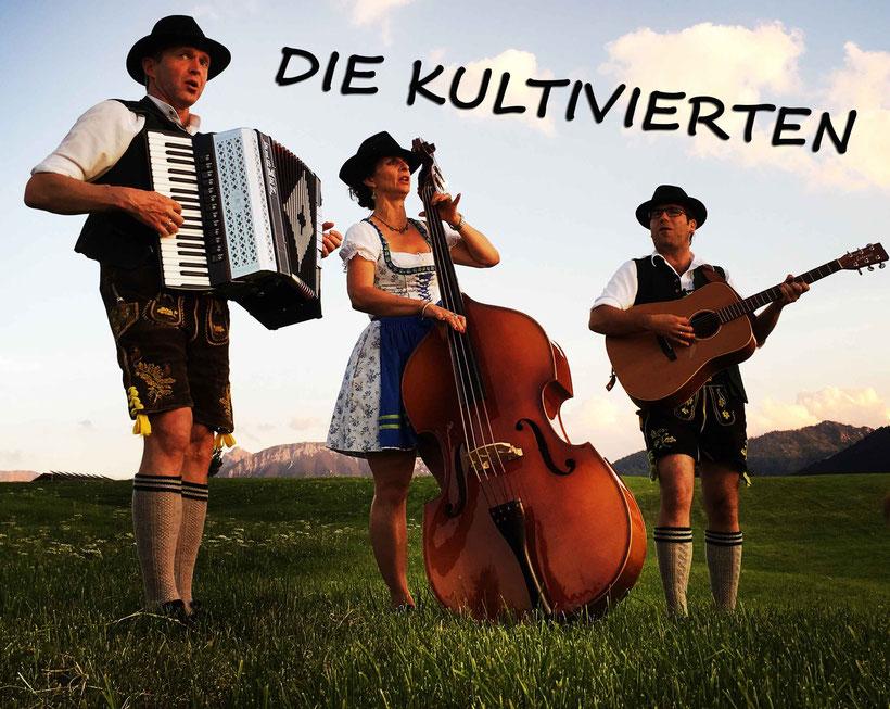 Die Kultivierten - Musik aus dem Oberallgäu - Foto: Roman Benz - www.atelierbusche.de