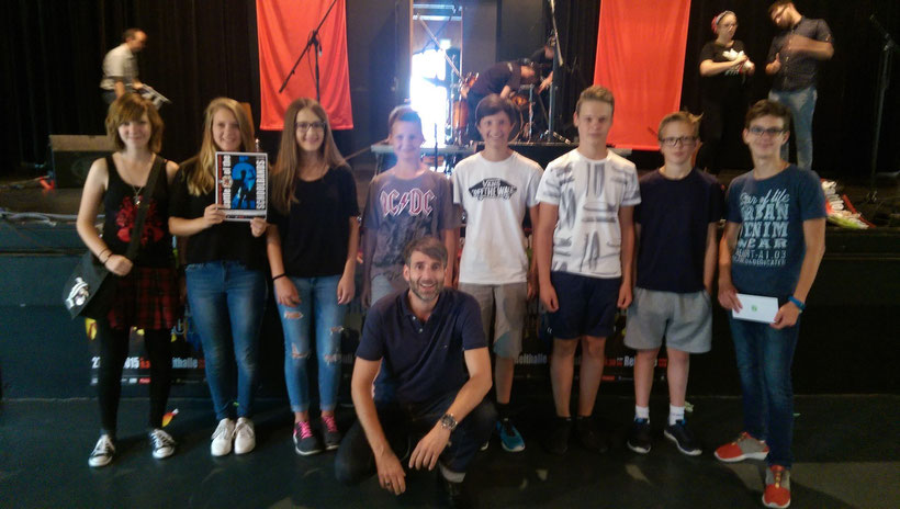 "2. Platz ""THE EAGLES ICHENHEIM"""