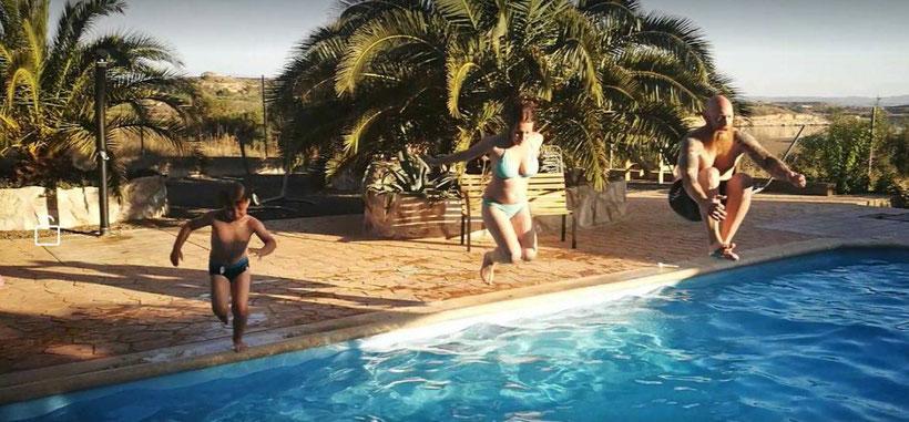Urlaub Sonne Familienfreundliche Atmosphäre