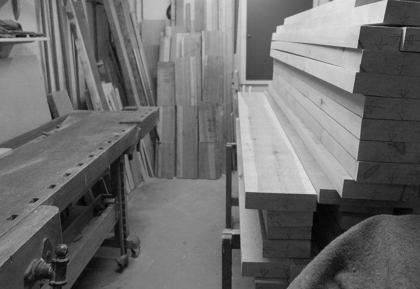 Holzverarbeitung WohnRaum