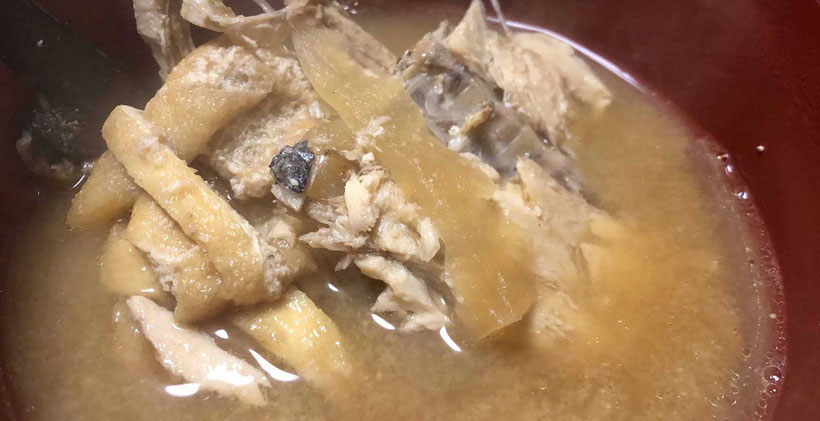 サワラのあら味噌汁 サワラの西京焼 サワラの炙り・西京焼・塩焼き・あら味噌汁のレシピ