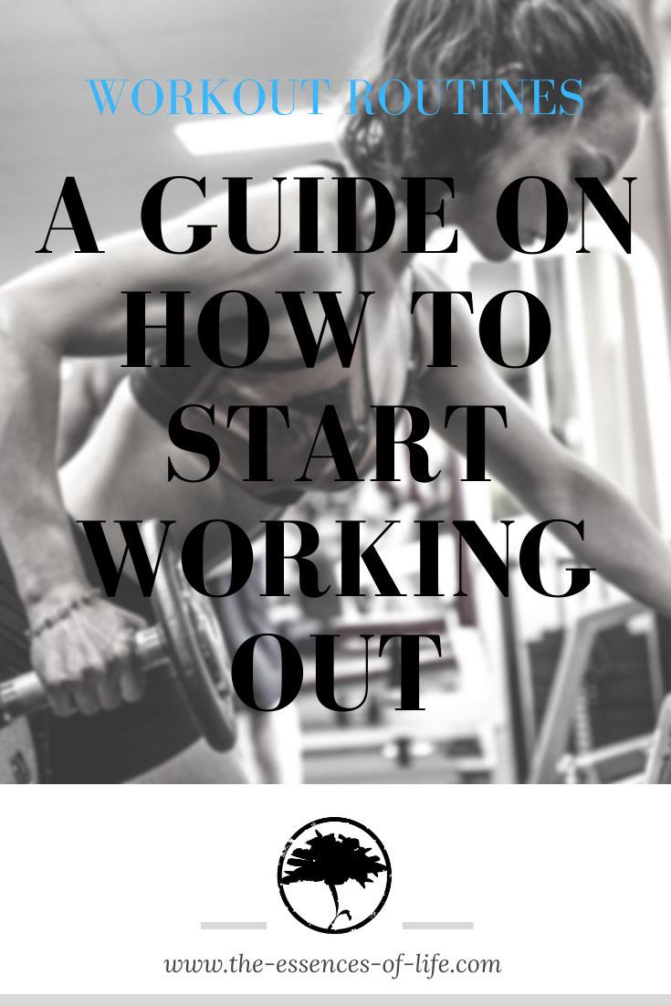 Workout Training Beginner Anfänger