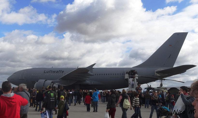 Airbus A310 der Deutschen Luftwaffe