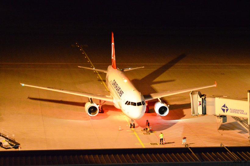 A320 von Turkish Airlines