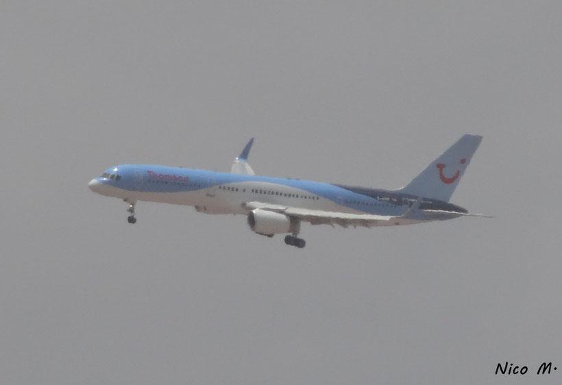 Thomson B757-300 (Boa Vista)