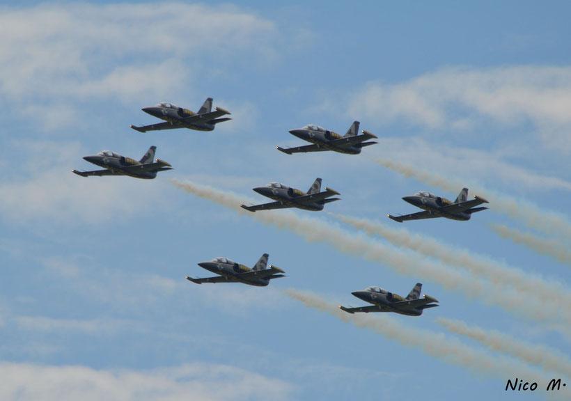 Breiting Jet Team