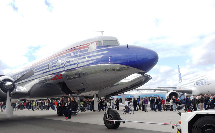 Douglas DC-6B von den Flying Bulls