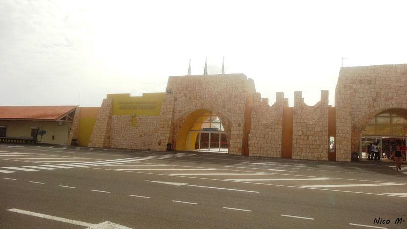 Terminal des Flughafens Boa Vista