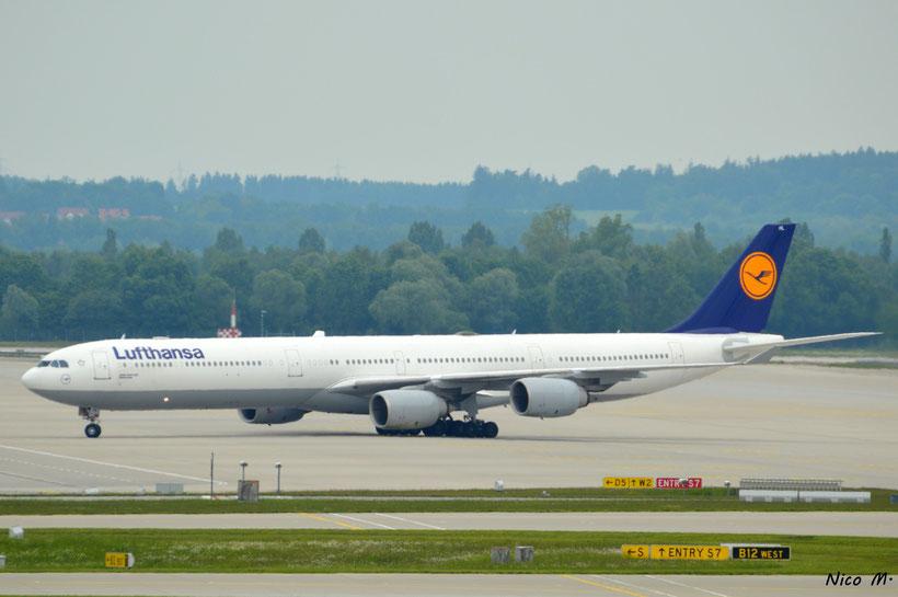 A340-600 (?)