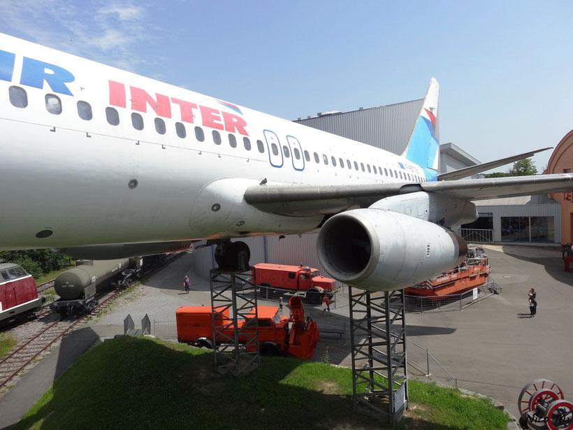 Dassault Mercure der Air Inter