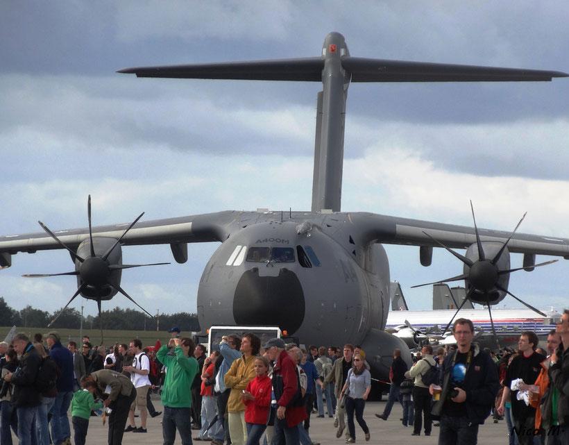 Transportflugzeug Airbus A400M