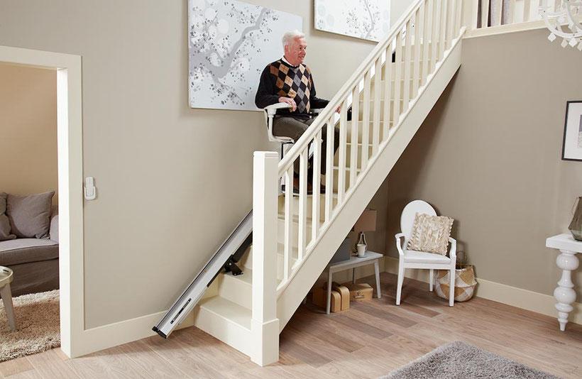Ob nun Treppenlift, Lifter, Sitzlift oder Seniorenlift. Hauptsache zuverlässig, preiswert und vor allem alles aus einer Hand. Treppenlifte aus Chemnitz Kappel.