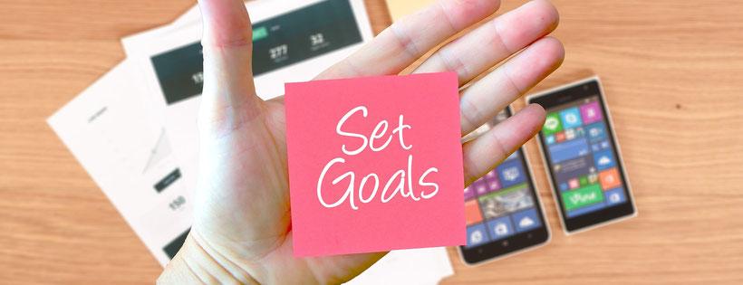 SMART GOALS Bild: pixaybay.de