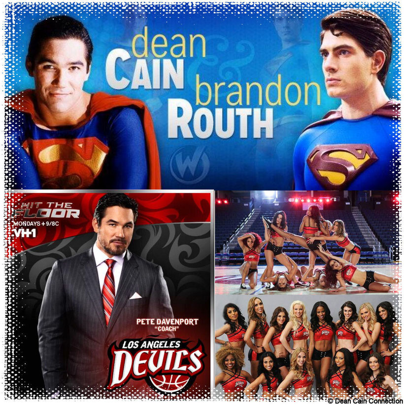 This creation I've made because Dean Cain & Brandon Routh were together at the Wizard World Philadelphia Comic-Con in the year 2013.
