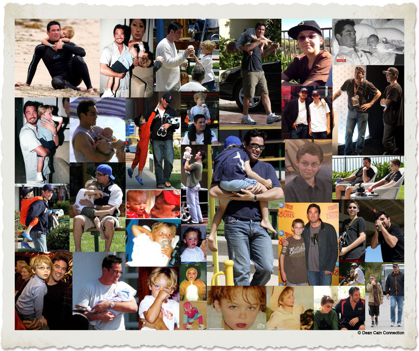 This creation I've made esp. for Dean & Christopher. I've sent Dean this creation on Twitter and he loved it. ;-)