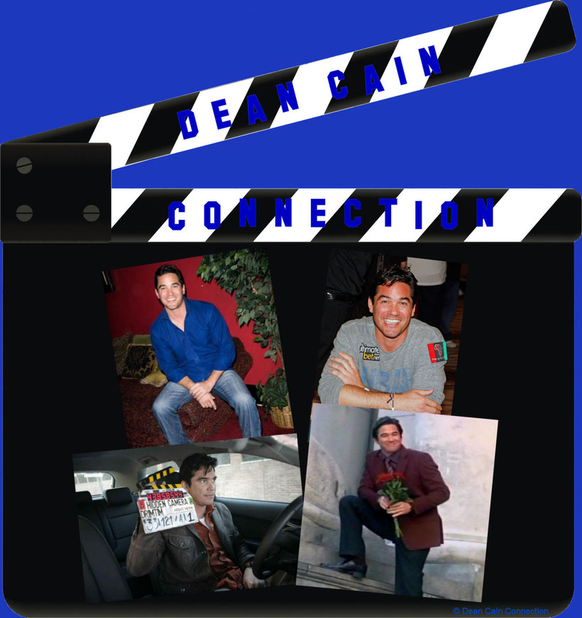 "This Creation was the first one I've made when I started the whole ""Dean Cain Connection"" thing. I created it for my DCC-website, but NEVER used it there. ;-)"