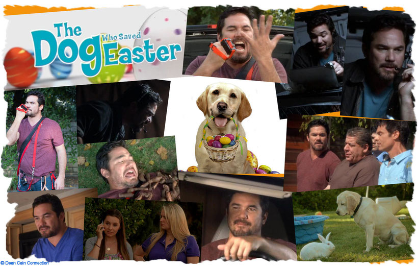 and here is my Easter-creation with scenes of the whole movie.