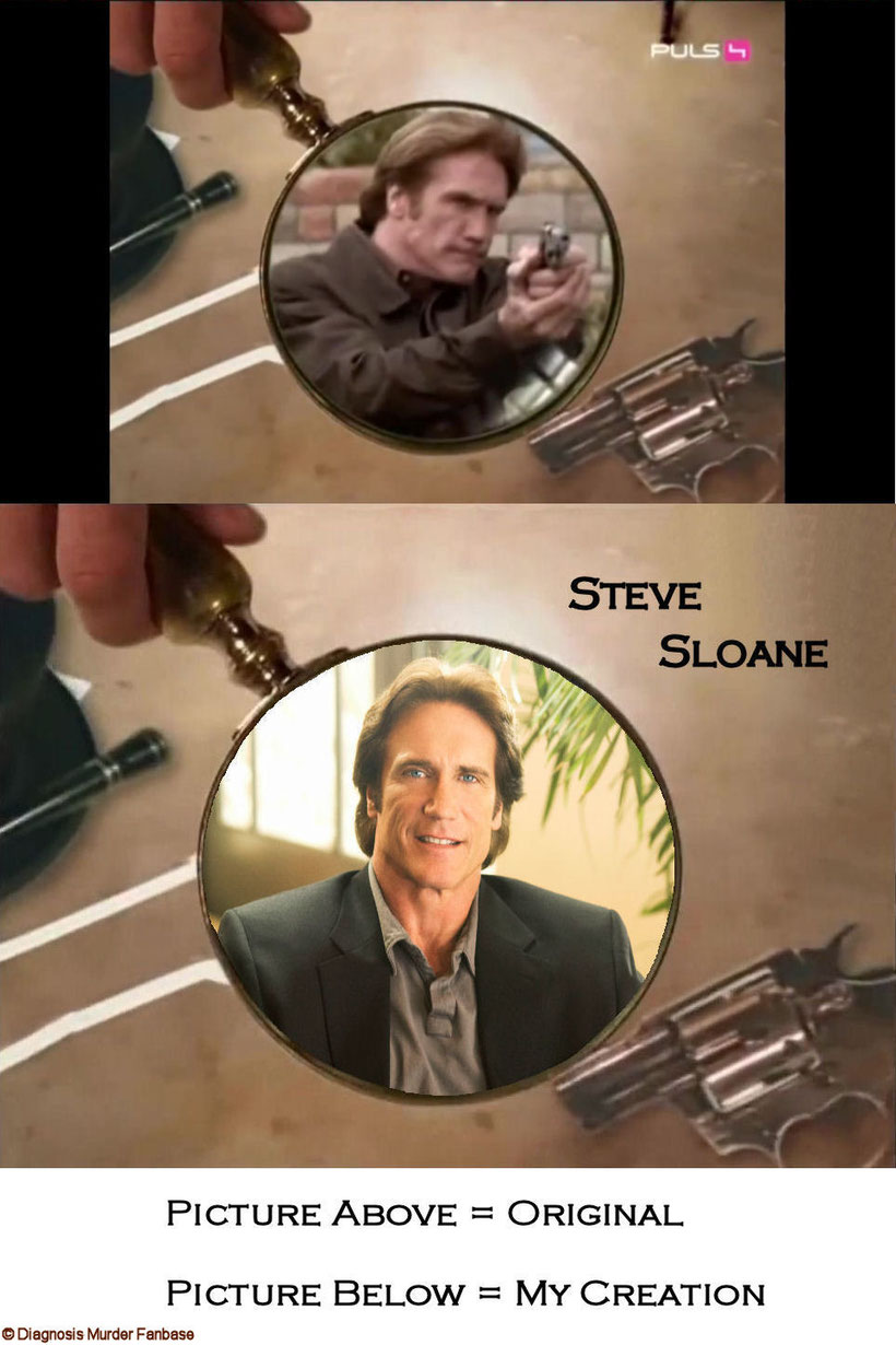 My Intro-version of Barry Van Dyke as Detective Steve Sloan.