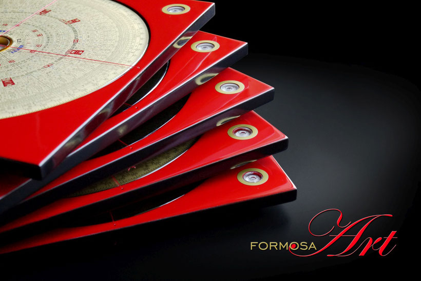 5 Xuan Kong Luopan by FORMOSA Art