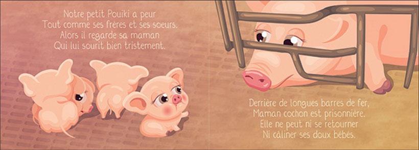 Pouiki le petit cochon