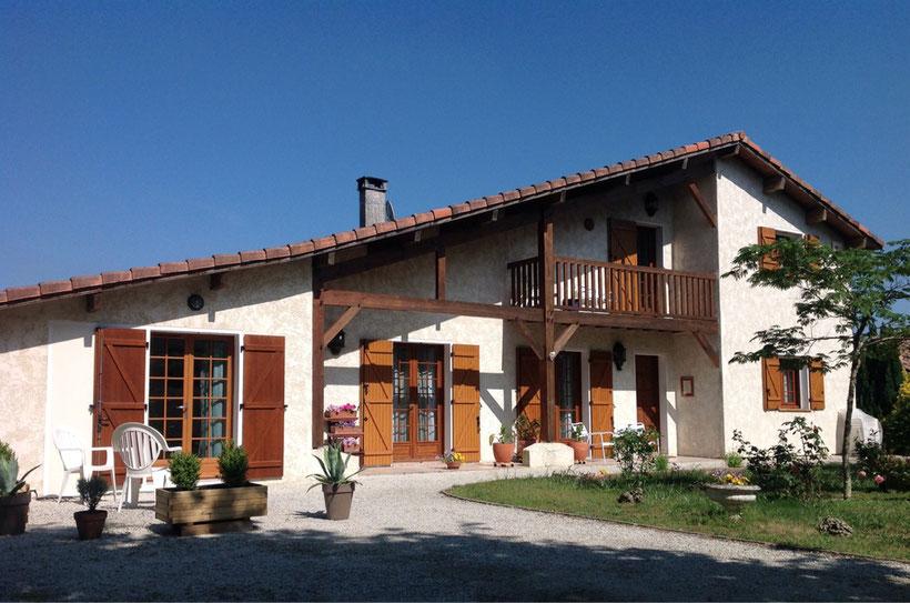 Maison Landaise Chambres d'hôtes près du Bassin d'Arcachon
