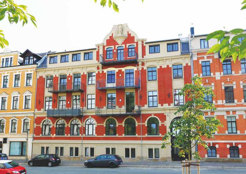 Eugen-Fritsch-Straße 32, Plauen