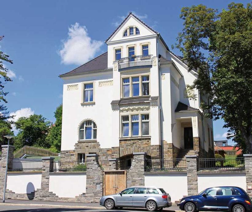 Villa Gabelsberger Straße 11, Plauen