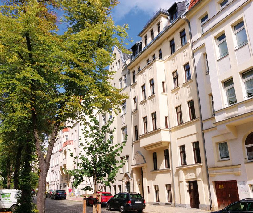 Bonhoeffer Straße 148, Plauen, Eingangsbereich