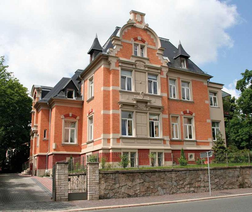 Weststraße 39, Plauen