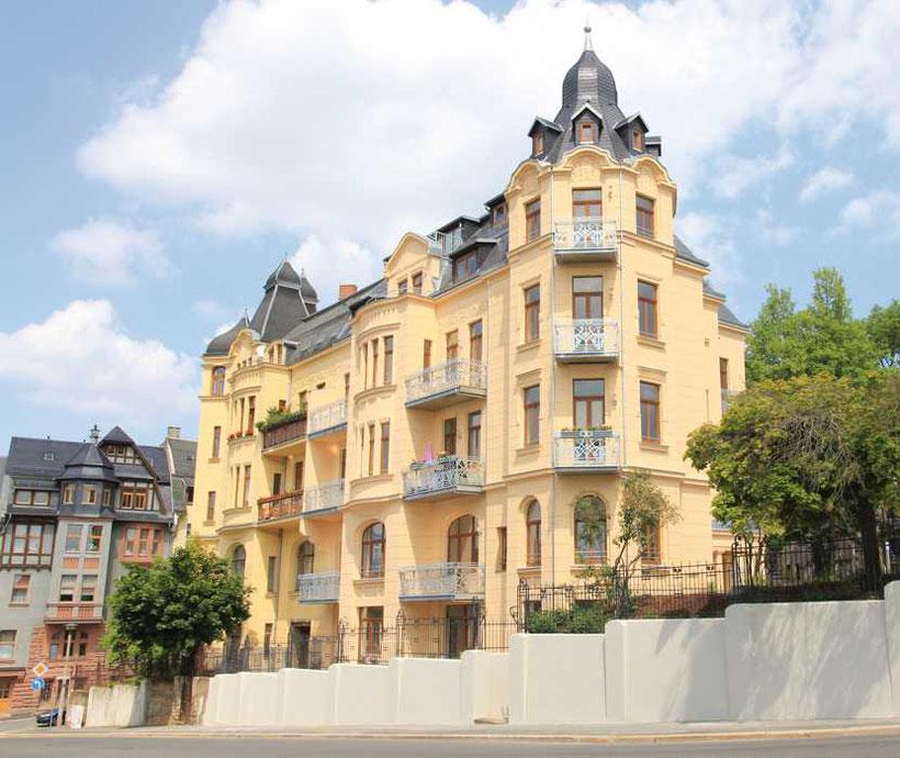 Karlstraße 62, Plauen