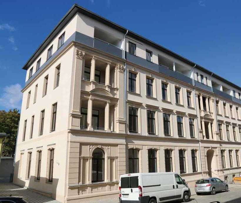 Julius-Fucik-Straße 17, Plauen