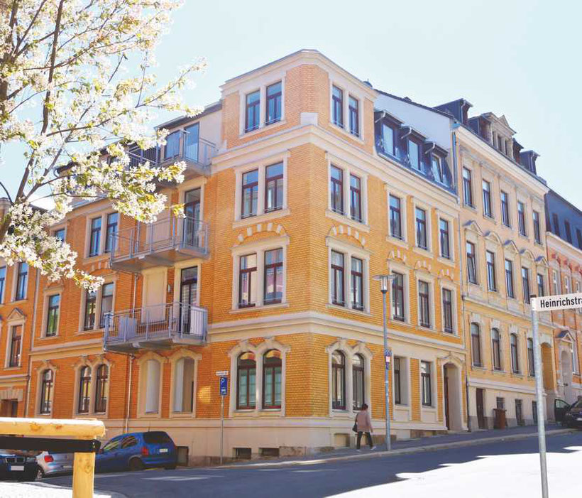 Julius-Fucik-Straße 24, Plauen