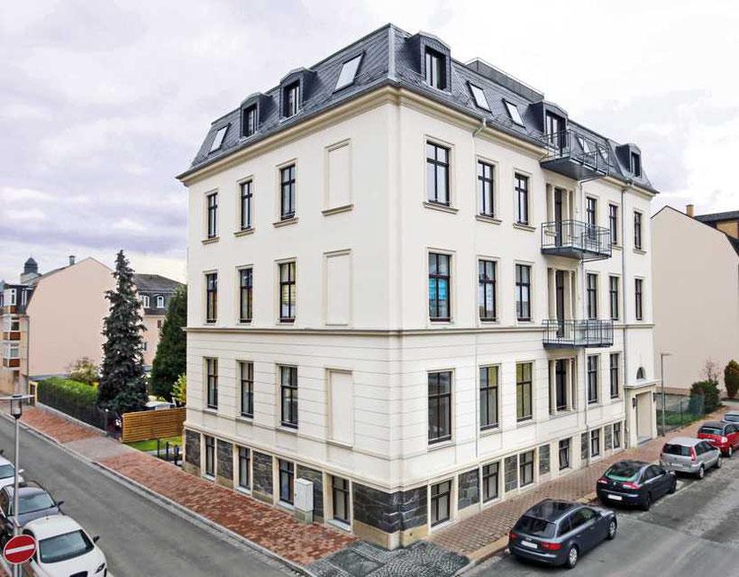 Stresemannstraße 48, Plauen