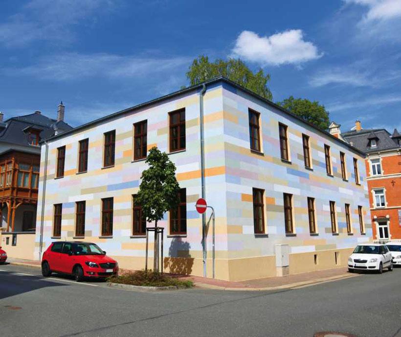 Rädelstraße 23, Plauen