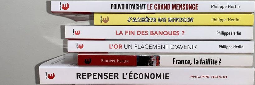 philippe herlin livres economiste conférencier contact booking