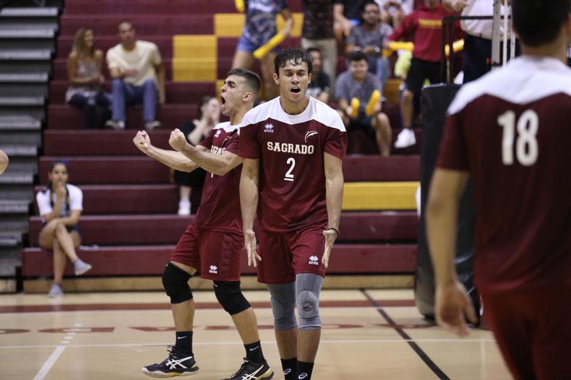 Los Delfines de Sagrado llega a la final del voleibol LAI tras nueve años de ausencia. (J. Santana)