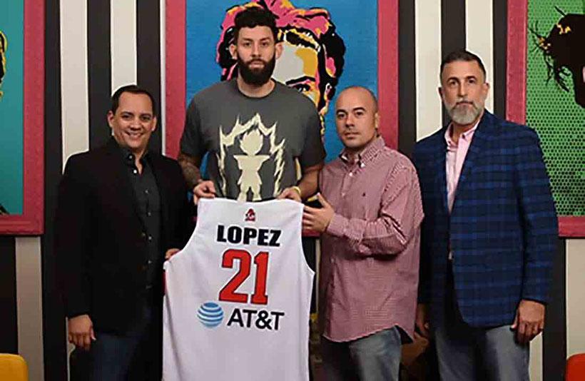 El jugador egresado de UNLV tuvo una breve participación con los Leones en la edición 2018 de la Liga de las Américas. / FOTO DE BSN