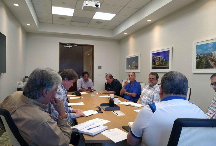 En la reunión quedo abierta la posibilidad del regreso de las jugadoras refuerzos para la temporada 2020. / foto por FPV