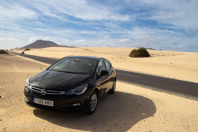 Fuerteventura Sehenswürdigkeiten Dünen