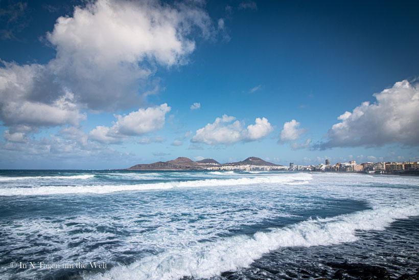 Grana Canaria Sehenswürdigkeiten Meer