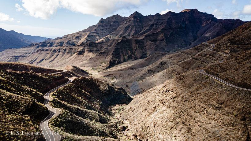 Gran Canaria Schönste Orte Berge