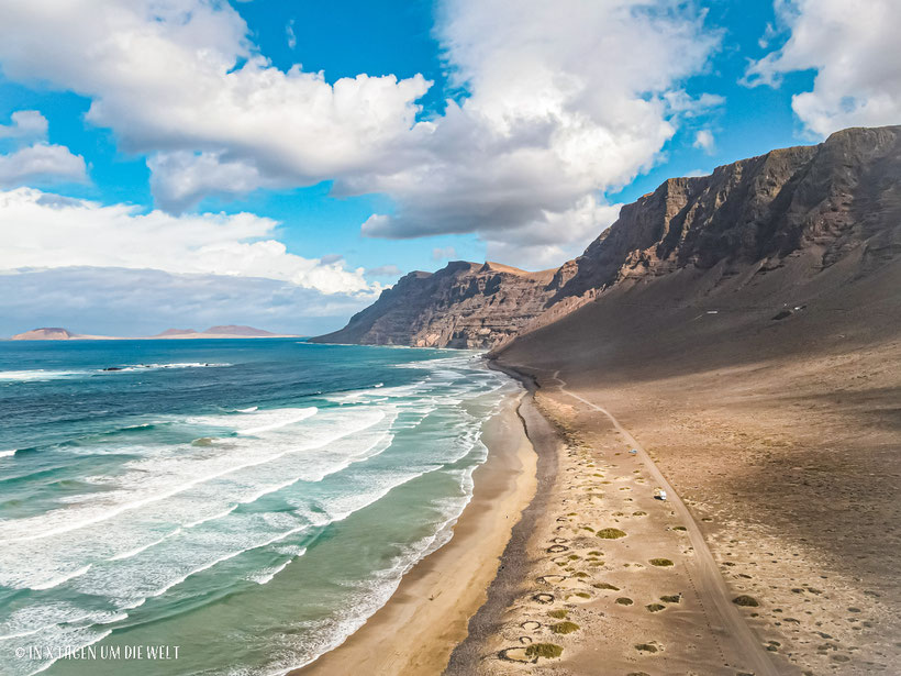 Lanzarote Strand