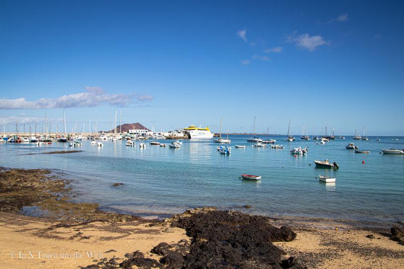 Fuerteventura Sehenswürdigkeiten Corralejo